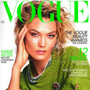 Cover Vogue August 2019