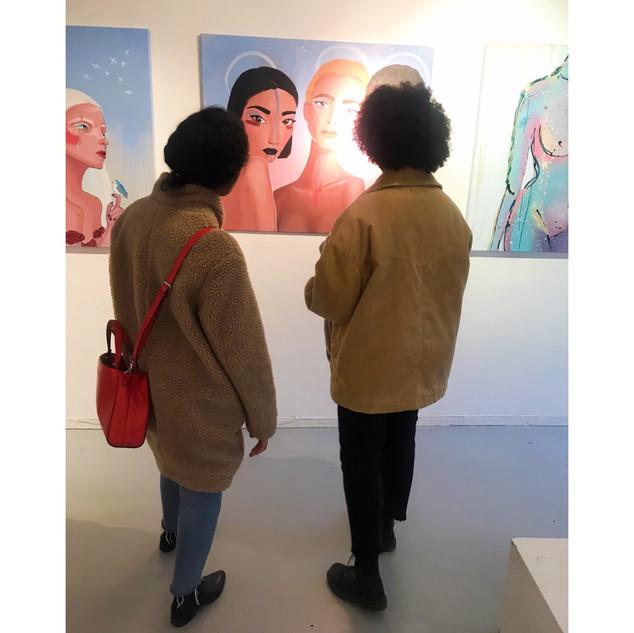 Juste Gallery Stockholm 2019
