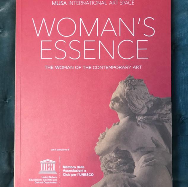 WOMAN'S ESSENCE- The womanofcontemporaryart