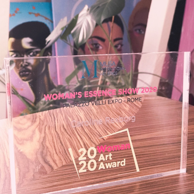 Woman Art Award 2020