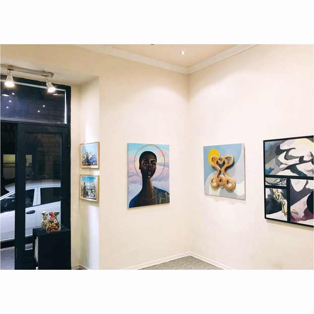 Rossocinabro Gallery Rome 2018