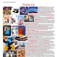 Vanity Fair - Frame up December 2019