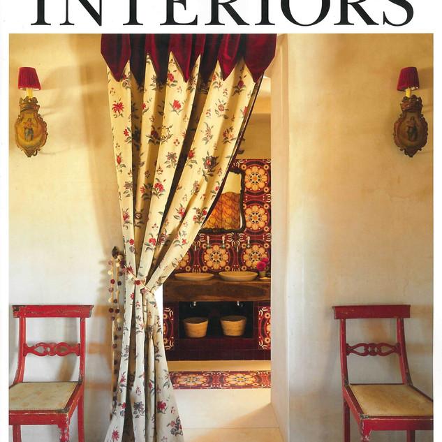Cover The World of Interiors September 2019