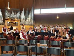 Chorgemeinschaft plus Musikverein Windac