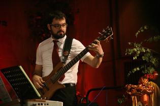 Christoph M. Seidel, E-Bass