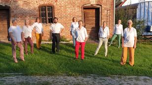 Herbstkonzert der ChorYfeen September 2020 in Dünzelbach