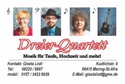 Das Dreier-Quartett