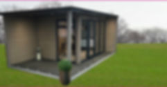 Henley Garden room from gardenrooms.online