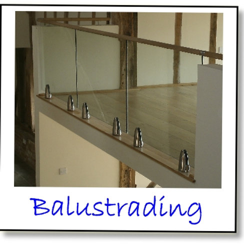 Balustrade excample