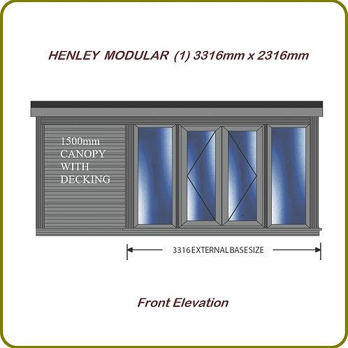 Henley Garden Room 1