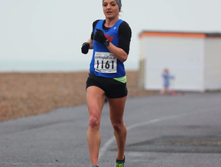 Worthing Half Marathon 2017 - 4th Female