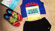 Worthing 10k - 1st Female