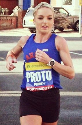 Great South Run - Elite Female Start