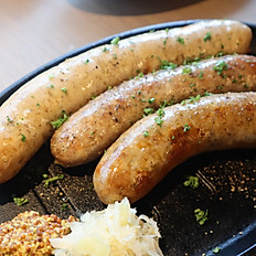 Assorted Homemade Sausage / 自家製ソーセージ盛合わせ