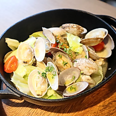 Clams Beer Steamed / アサリのビール蒸し