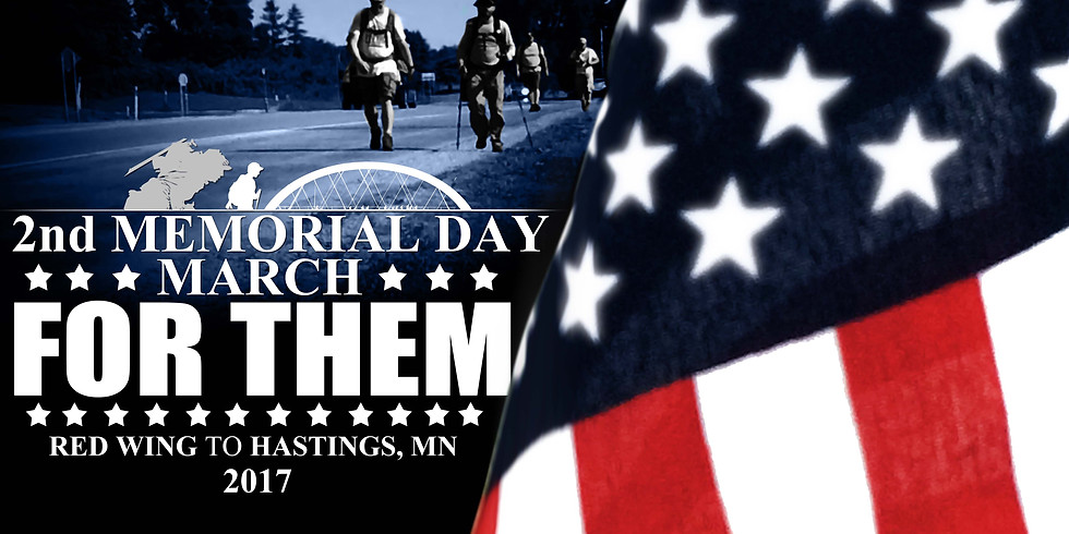 2nd Memorial Day March For Them