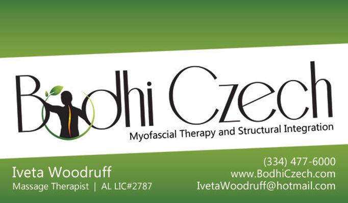 Bodhi Czech Massage Therapy