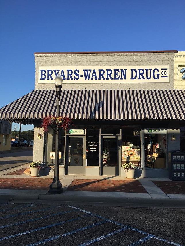 Bryars Warren Drug Co.