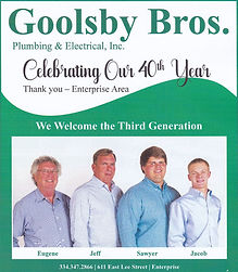 Goolsby Bros. Plumbing & Electrical