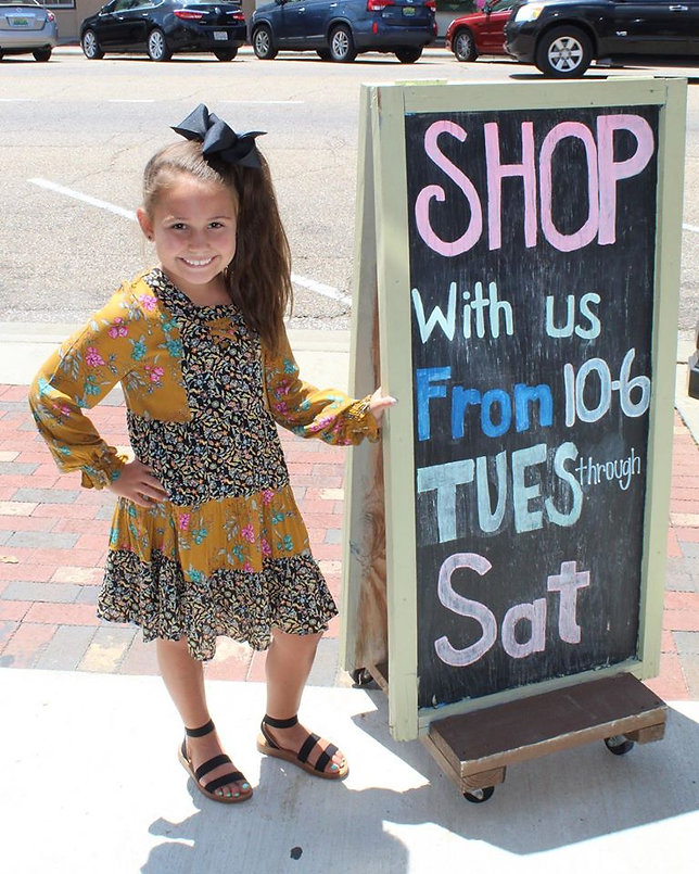 Daughter Dear Boutique