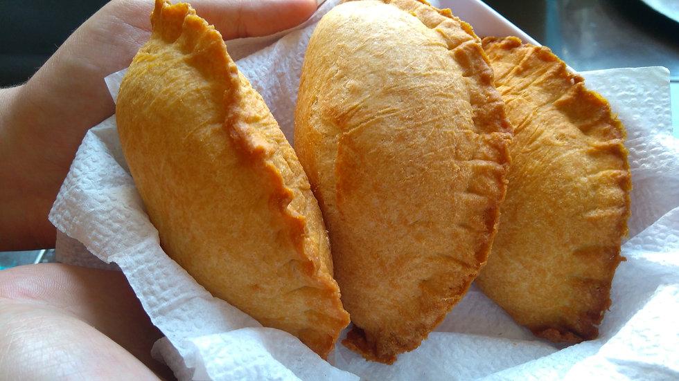 Empanadas baked