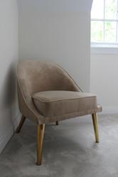 Gorgeous Velvet Occasional Chair