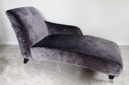 Bespoke Upholstered Chaise