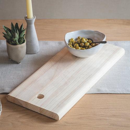 Wooden Meze Chopping Board