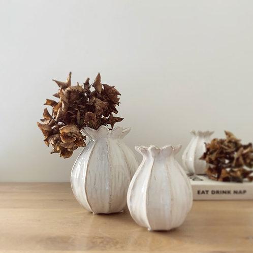 Poppy Seed Vase - Large