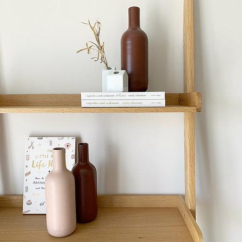 Oxide Bottle Vase