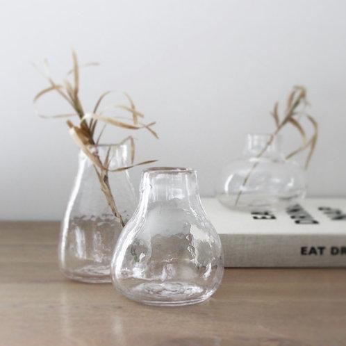Small Glass Bud Vase