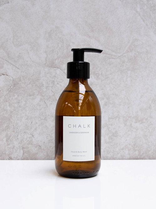 250ml Lavender & Geranium Hand and Body Wash