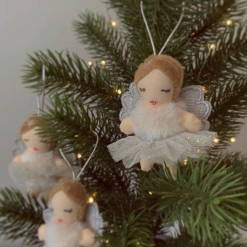 Mini Hanging Fairy Ballerina Decoration