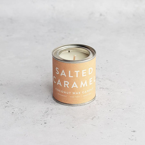 Salted Caramel Candle
