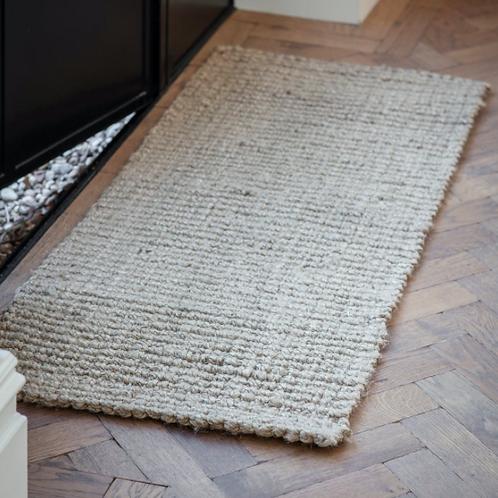 Natural Jute Doormat - Double