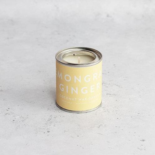 Lemongrass Ginger Candle