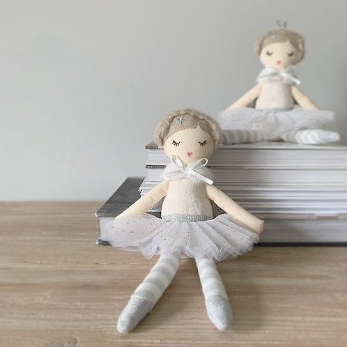 Hanging Fairy Ballerina Decoration