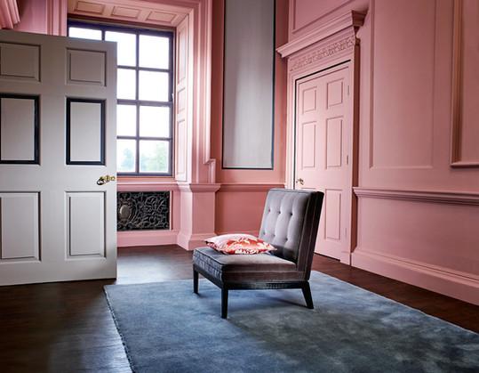 Zoffany Paint - Tuscan Pink