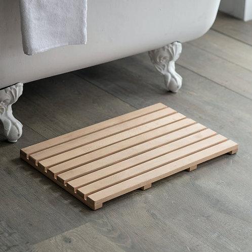 Beech Bathroom Duck Board