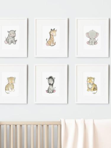 Daisy & Bump Prints