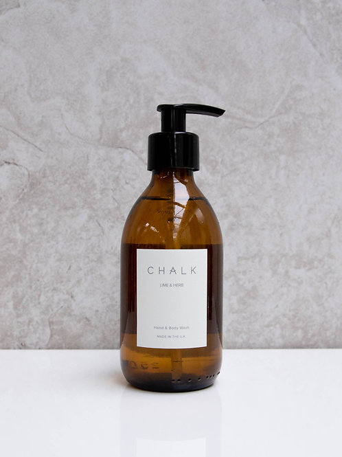 250ml Lime & Herb Hand and Body Wash