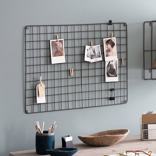 Wire Wall Memo Board