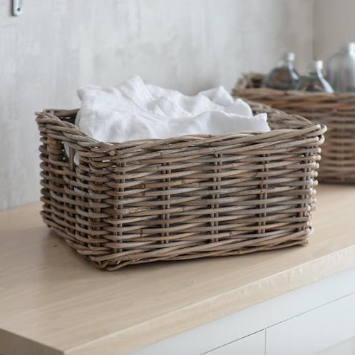 Rattan Storage Basket - Large