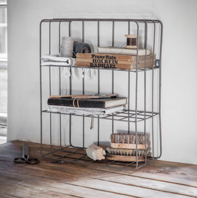 Wire Wall Crate