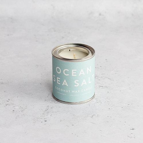 Ocean Sea Salt Candle
