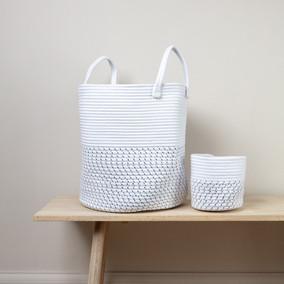Aurelie Rope Basket - White 1.jpg