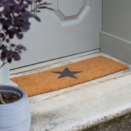 Top Step Star Doormat