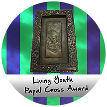 is a continuation of the Pope John Paul II Award or for those who have left school. This award is for those young adults who are active within their parish and community and the aim is to recognise the work they do.