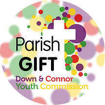 is an interactive programme for ages 11-14 and takes place over 6 weeks in their Parish. Parish Gift's purpose is for the young people to continue their faith journey after Confirmation with their friends in a fun, engaging, and caring environment.