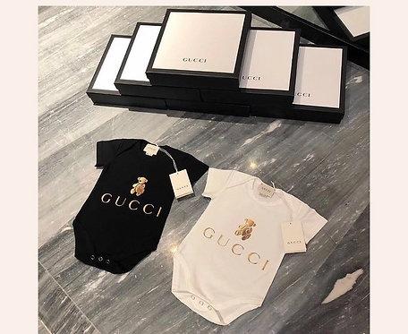 Gucci teddy black